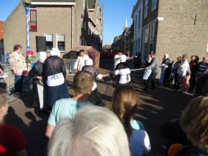 Historische Theatertour Stadshart Maassluis 11 juni 2014 031