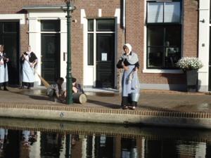 Historische Theatertour Stadshart Maassluis 11 juni 2014 041