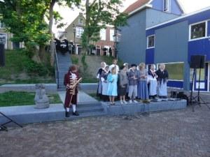 Historische Theatertour Stadshart Maassluis 11 juni 2014 063