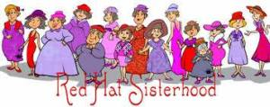 Red Hat sisterhood